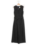 Ameri VINTAGE(アメリ ヴィンテージ)の古着「ベストオールインワン」|ブラック