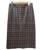 23区(ニジュウサンク)の古着「タイトスカート」 グレー