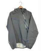 Teton Bros(ティトンブロス)の古着「Tsurugi Jacket KB」|グレー