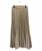 IENA(イエナ)の古着「アコーディオンプリーツスカート」|キナリ