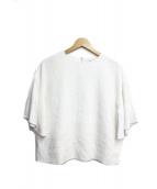 ADORE(アドーア)の古着「フレアスリーブブラウス」|ホワイト