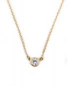 Tiffany & Co.(ティファニー)の古着「バイザヤードダイヤネックレス」