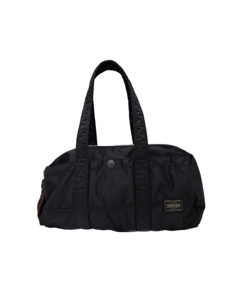 PORTER(ポーター)PORTER (ポーター) BOSTON BAG(S) ブラックの古着・服飾アイテム