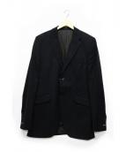Holland Esquire(ホーランド エスクワイヤー)の古着「2Bジャケット」|ブラック