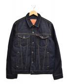 LEVI'S(リーバイス)の古着「ダウンデニムジャケット」