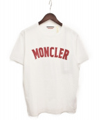 MONCLER(モンクレール)の古着「19SS MAGLIA T-SHIRT」|ホワイト