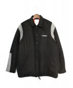SWAGGER(スワッガ)の古着「スタジャン」|ブラック