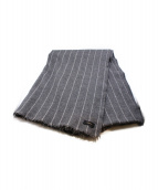 UNDERCOVER(アンダーカバー)の古着「大判マフラー」 グレー