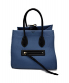 CELINE(セリーヌ)の古着「トートバッグ」|ブルー