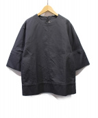 MARNI(マルニ)の古着「クルーネックブラウス」|グレー