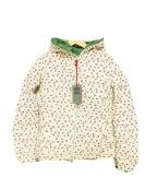DUVETICA(デュベティカ)の古着「リバーシブルジャケット」 ホワイト