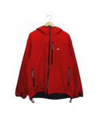 MILLET(ミレー)の古着「リバーシブルシンサレートジャケット」|レッド