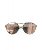 Christian Dior(クリスチャンディオール)の古着「サングラス」