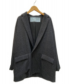 Dulcamara(ドゥルカマラ)の古着「greelong lams WJK/ジャケット」|ブラック