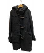 L.G.B(ルグランブル)の古着「ダッフルコート」 ブラック