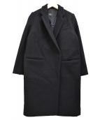 Plage(プラージュ)の古着「チェスター ロングコート」|ネイビー