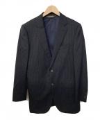 Paul Stuart(ポールスチュアート)の古着「セットアップスーツ」|ネイビー
