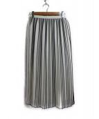 LAUTRE AMONT(ロートレアモン)の古着「プリーツスカート」