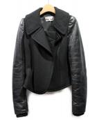 BALENCIAGA(バレンシアガ)の古着「ショートジャケット」|ブラック