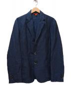 BARENA(バレナ)の古着「テーラードジャケット」|ネイビー