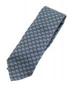 PRADA(プラダ)の古着「ネクタイ」|ブルー