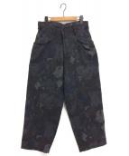 Y's(ワイズ)の古着「カモフラウールパンツ」|グレー