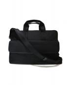 BALLY(バリ)の古着「ビジネスショルダーバッグ」|ブラック