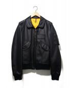 Dior Homme(ディオールオム)の古着「MA-1」|ブラック