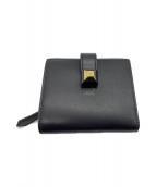 FENDI(フェンディ)の古着「2つ折り財布」|ブラック