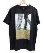 Palm Angels(パームエンジェルス)の古着「Tシャツ」|ブラック