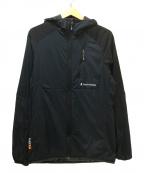 Peak Performance(ピーク・パフォーマンス)の古着「スライドジャケット」|ブラック
