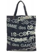 JUNYA WATANABE COMME des GARCONS(ジュンヤワタナベ コムデギャルソン)の古着「デニムトートバッグ」|インディゴ