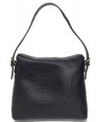 BALLY(バリ)の古着「ミニハンドバッグ」|ブラック