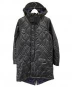 SEVESKIG(セヴシグ)の古着「LIGHT QUILT WARM/ジャケット」|ネイビー