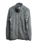 Patagonia(パタゴニア)の古着「レトロパイルジャケット」 グレー
