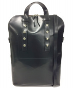 tricot COMME des GARCONS(トリコ コムデギャルソン)の古着「2WAYバッグ」|ブラック