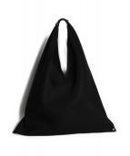 MM6 Maison Margiela(エムエムシックス メゾンマルジェラ)の古着「チャイニーズトートバッグ」|ブラック