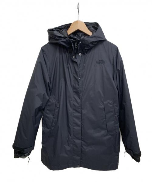 THE NORTH FACE(ザノースフェイス)THE NORTH FACE (ザノースフェイス) マカルートリクライメイトジャケット ブラック サイズ:Mサイズ インナージャケット付(中綿)取り外し可能の古着・服飾アイテム