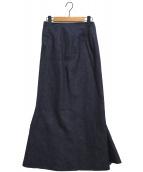 JUNYA WATANABE COMME des GARCONS(ジュンヤワタナベ コムデギャルソン)の古着「タイトデニムスカート」