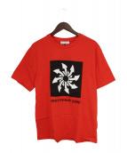 Gosha Rubchinskiy(ゴーシャ ラブチンスキー)の古着「ArrowsTシャツ」|レッド