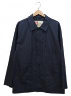 Traditional Weatherwear(トラディショナルウェザーウェア)の古着「カバーオール」|ネイビー