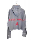 A-COLD-WALL(ア コールド ウォール)の古着「ショートフーディ」|グレー