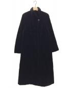CRESCE(クレーシェ)の古着「シェアードミンクコート」|ブラック