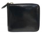 arts&crafts(アーツアンドクラフト)の古着「2つ折り財布」 ブラック