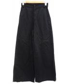 PILGRIM SURF+SUPPLY(ピルグリム サーフ+サプライ)の古着「パンツ」|ブラック