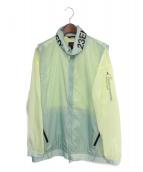 JORDAN(ジョーダン)の古着「Engineered Jacket 」|黄緑