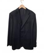 SOVEREIGN(ソブリン)の古着「ウール2Bスーツ」|ネイビー