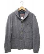 FILSON GARMENT(フィルソンガーメント)の古着「ヘリンボーンジャケット」|グレー