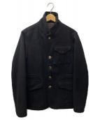 FILSON GARMENT(フィルソンガーメント)の古着「レイルロードジャケット」|ブラック