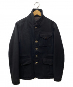 FILSON GARMENT(フィルソンガーメント)の古着「レイルロードジャケット」 ブラック